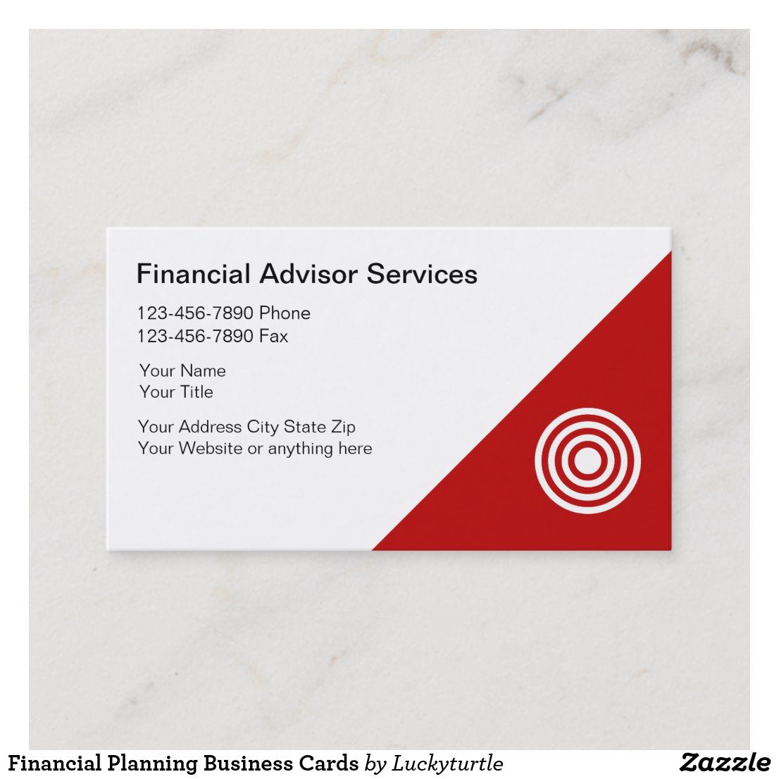 Financial Planning Business Cards Zazzle Com In 2021 Financial Planning Financial Money Financial