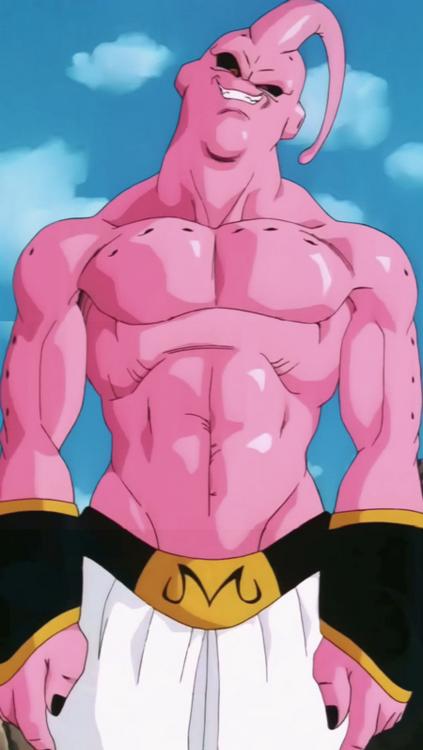 So Hotshot You Want To Fight Majin Buu Dragon Ball Anime Dragon Ball Dragon Ball Artwork