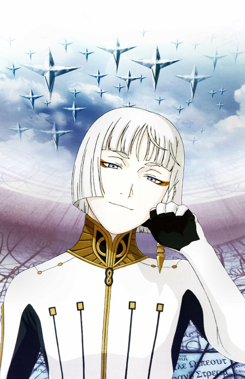 Dio from Last Exile #anime #dio