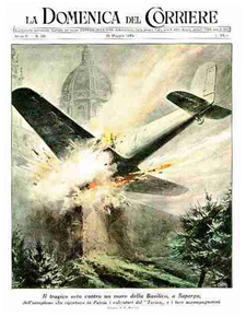 Superga air disaster