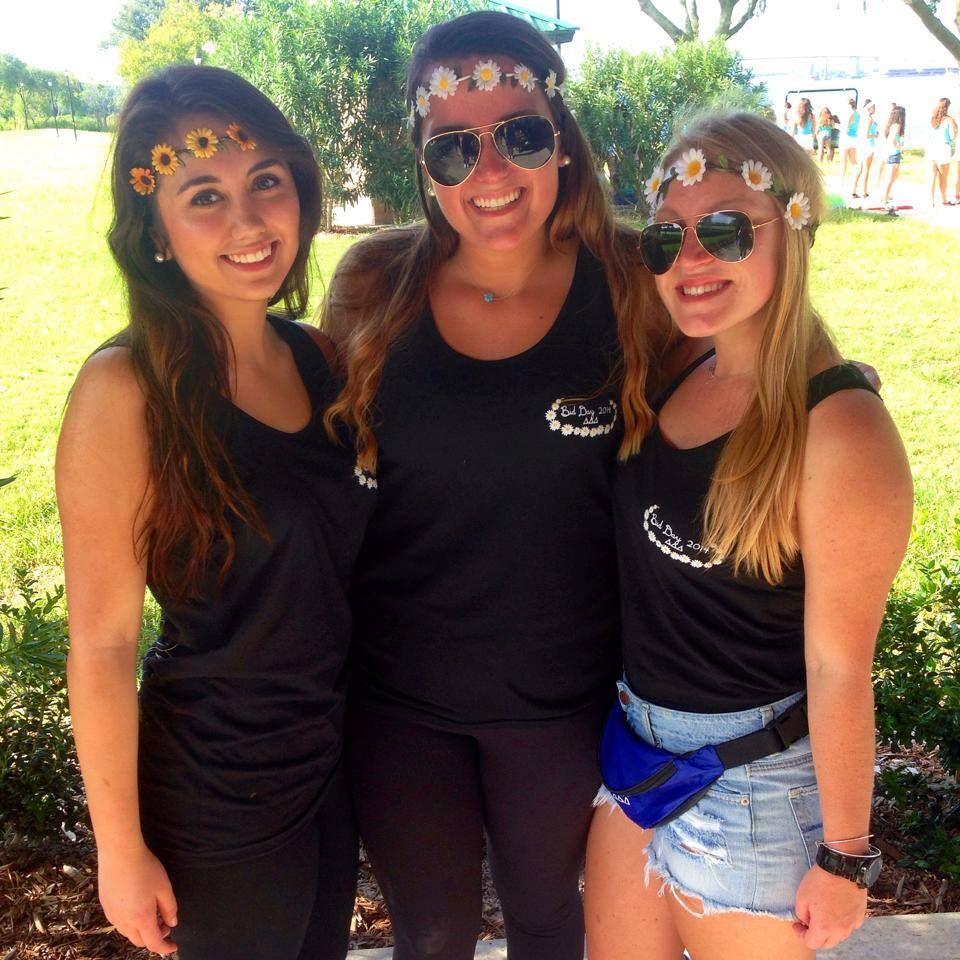 Delta Delta Delta at Jacksonville University #DeltaDeltaDelta #TriDelta #BidDay #sorority #Jacksonville