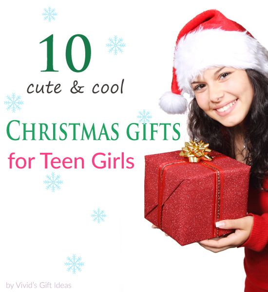 What Christmas Present to get for Teen Girls (2014   Teen, Christmas ...