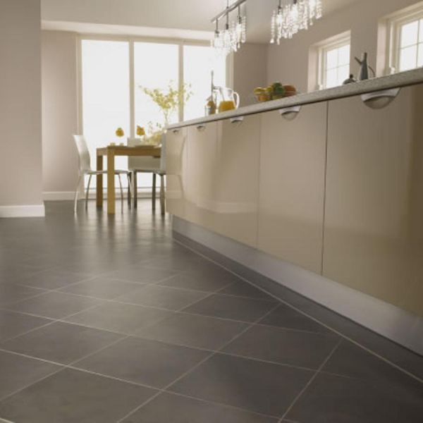 Get This Floor Look With Marmoleum Modular Tile In Color Ipanema