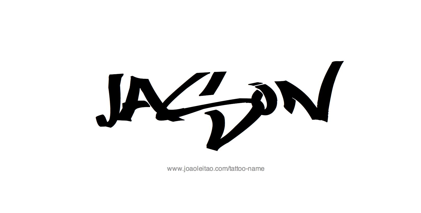 Jason Name Tattoo Designs Name Tattoos Mason Name Name Tattoo