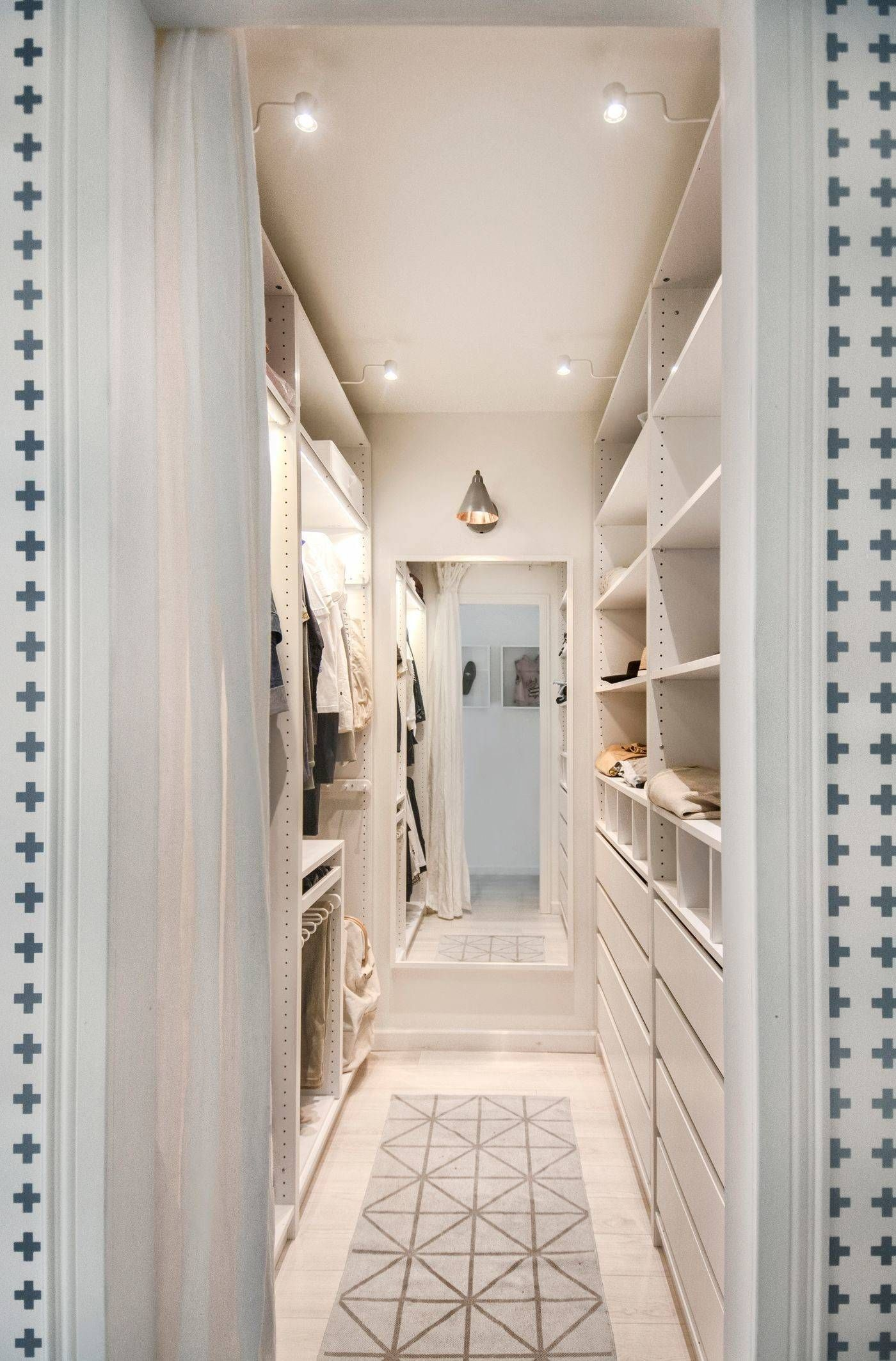 31 Great Walk-In Closet Ideas | Decoration, Bedrooms and Interiors