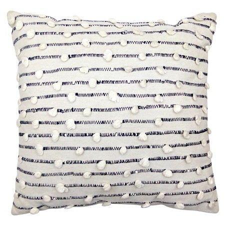 Grey Throw Pillow Target : Woven Throw Pillow (18x18