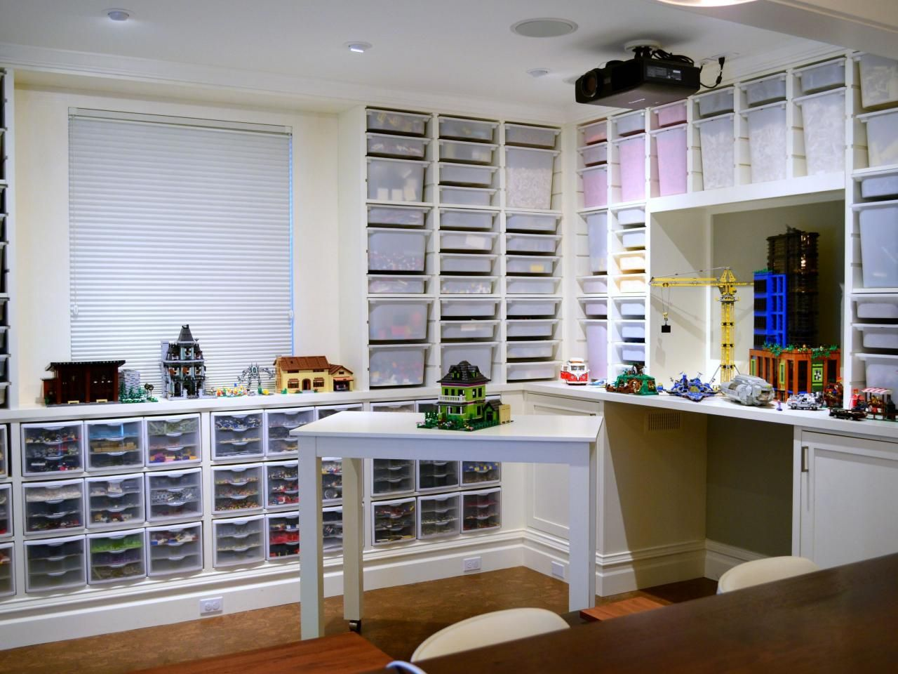 Playroom storage systems - 15 Organization Ideas To Make Your Playroom Adult Friendly