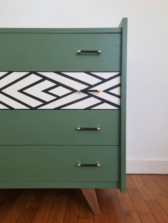 Painted Dresser Drawer Idea Paint Dresser Drawers Flipping Furniture Painted Furniture