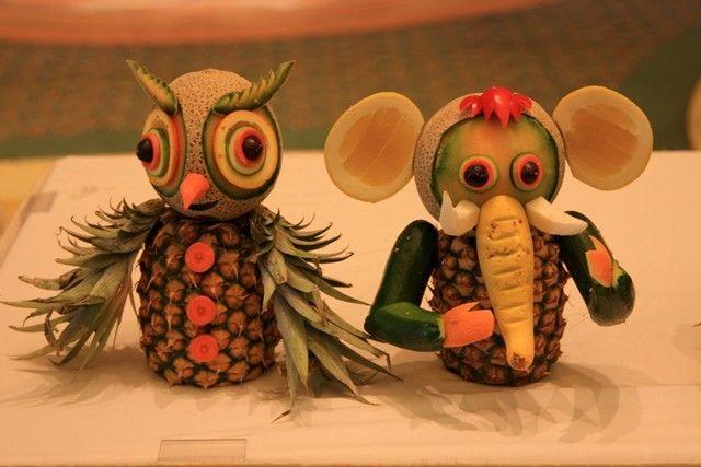 The best vegetable animals ideas on pinterest fruit