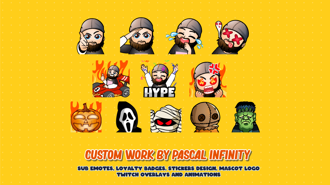 Twitch Emotes And Badges