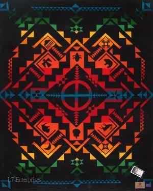 The Pendleton Shared Spirits Blanket Celebrates The