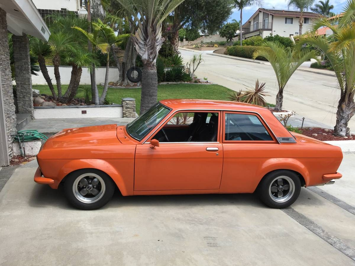 1971 SR20DET 2 Door Crown Point, CA | Datsan 510 | Datsun
