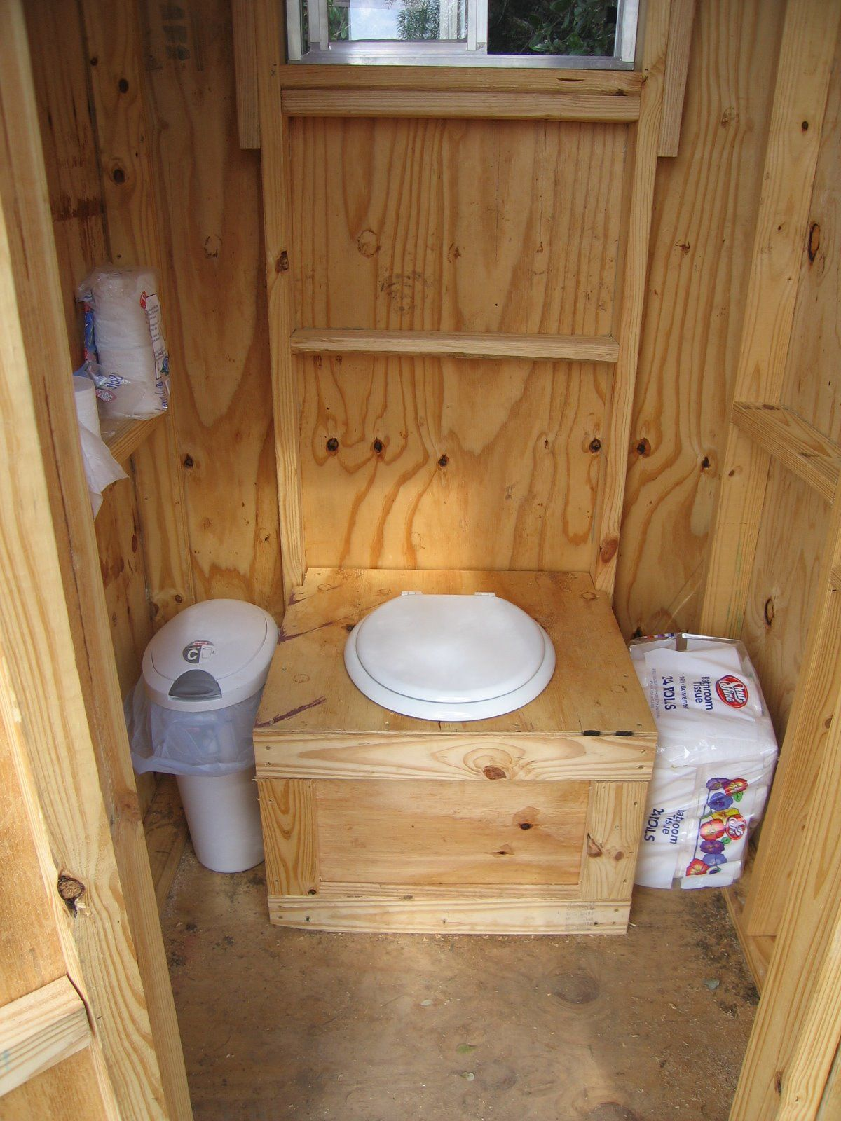 Woodwork Wooden Outhouse Plans Pdf Plans Rv Living Off