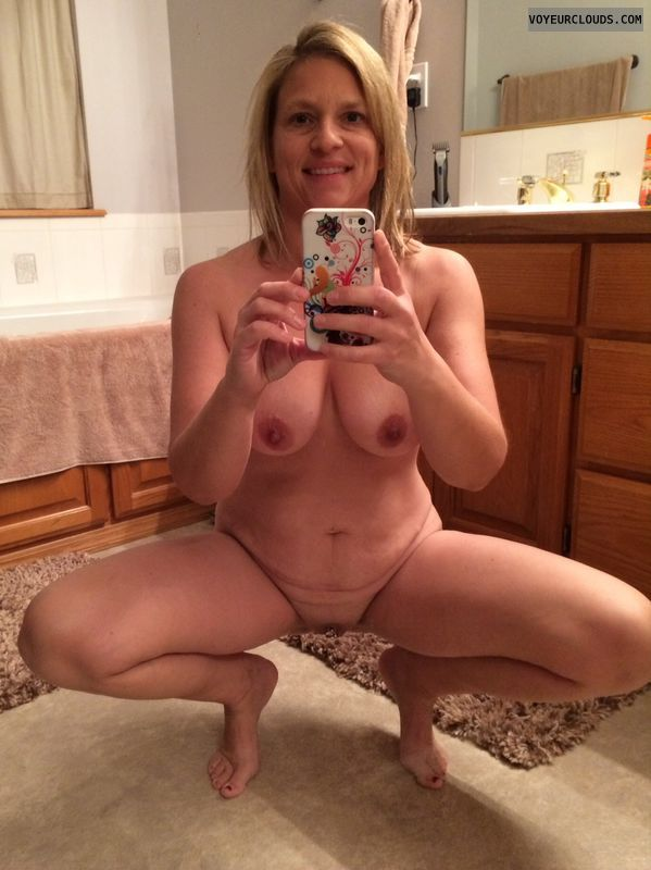Necessary Amature mom tits naked really
