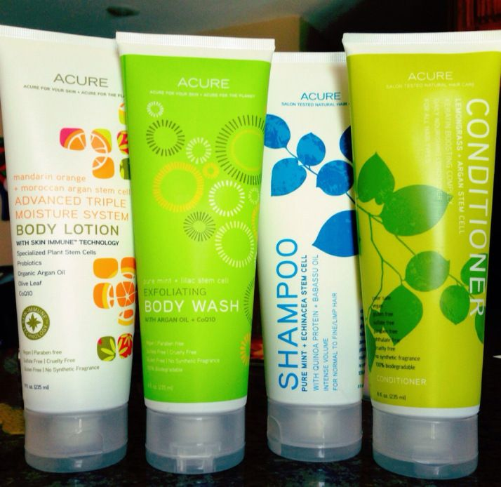 Acure Organics Hair & Body Care Review #organic #hair