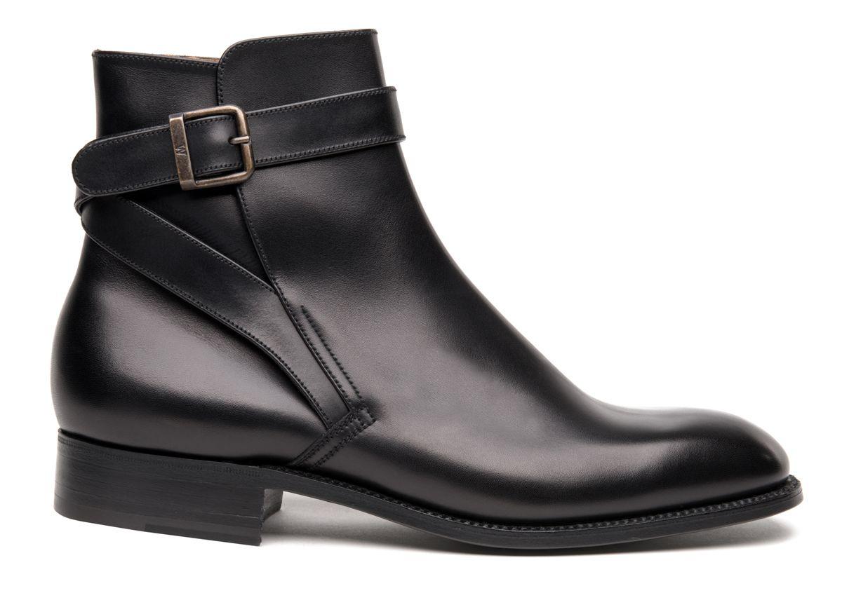 weston - chaussure homme cuir bottine marron 722 | chaussures