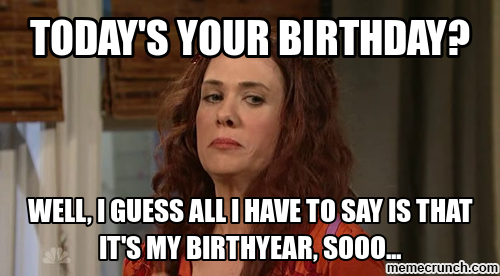 Penelope Birthday Birthday Greetings Funny Snl Funny Birthday Message For Mom