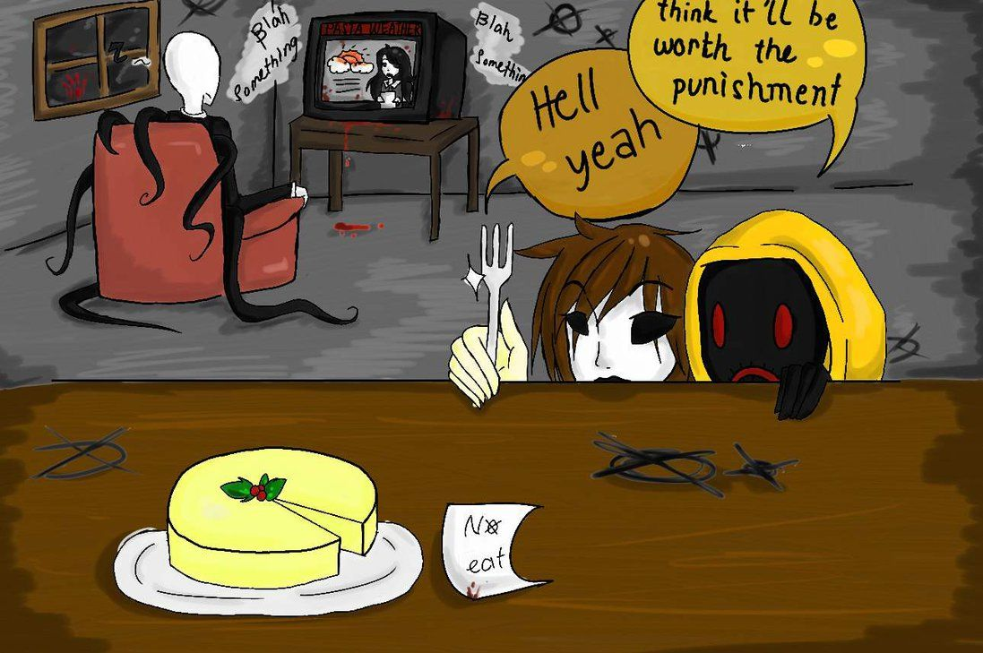 Its a Good Day To Eat Cheesecake | Creepypasta | Creepypasta