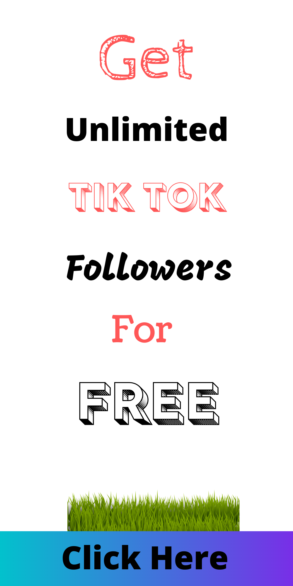 Get Unlimited Tik Tok Followers And Like For Free Free Followers On Instagram Tik Tok Likes App