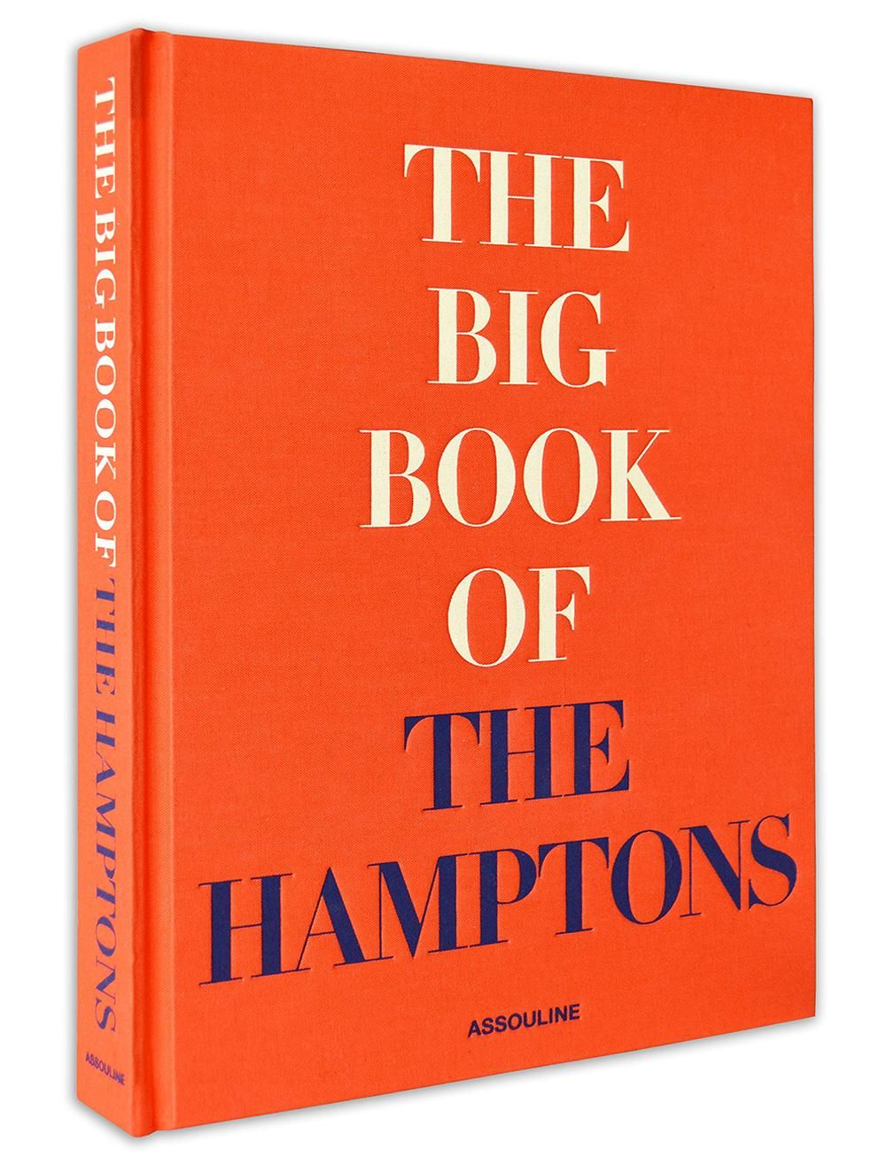 Get Gifting Coffee Table Books The Hamptons Big Book Assouline Books