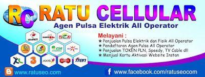 Contoh Desain Spanduk Cellular Jual Pulsa Cdr | Spanduk ...