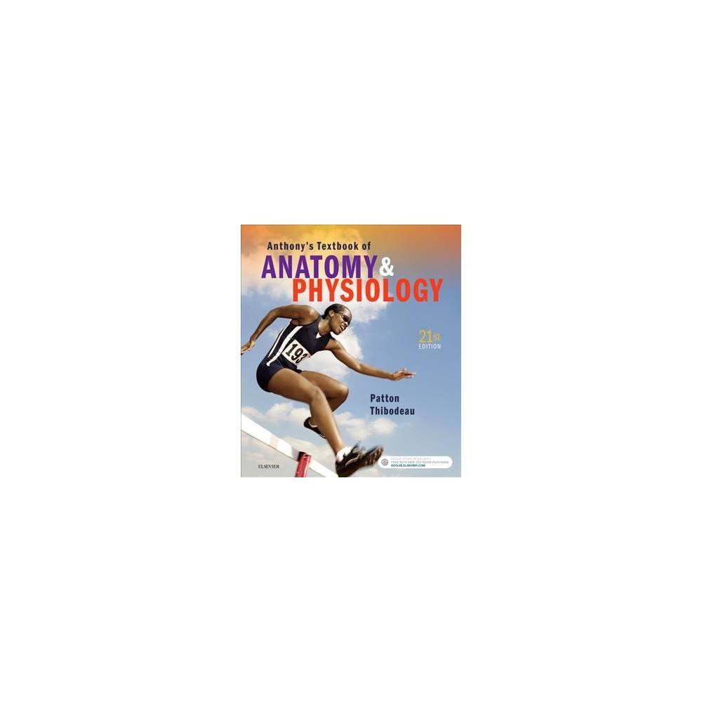 Anthony\'s Textbook of Anatomy & Physiology (Hardcover) (Kevin T ...