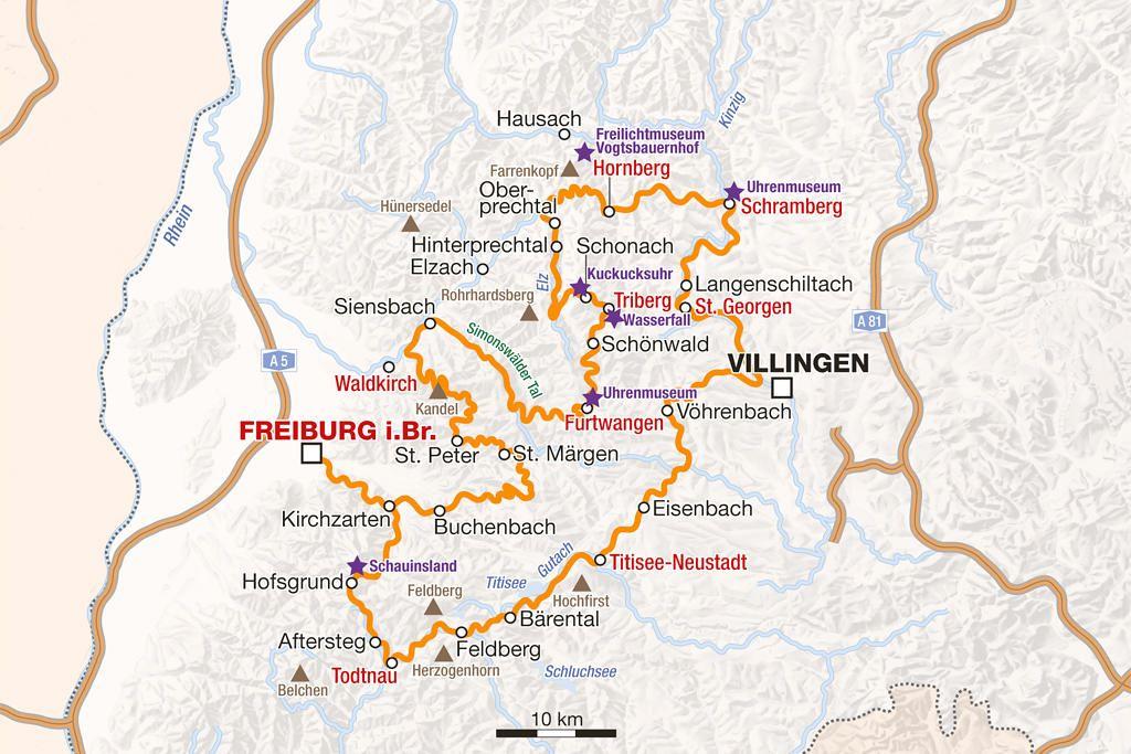 Streckenlange 280 Kilometer Volle Tagestour Motorrad Fahren Touren Motorradtouren Schwarzwald