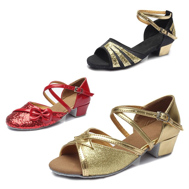 3d09029a8 Ballroom tango latin dance shoes women Brands low heels dancing for ...