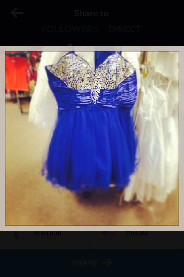 Sweet 16 dress or for any formal occasion