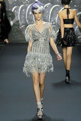 Anna Sui Spring 2008 Ready-to-Wear Collection Photos - Vogue
