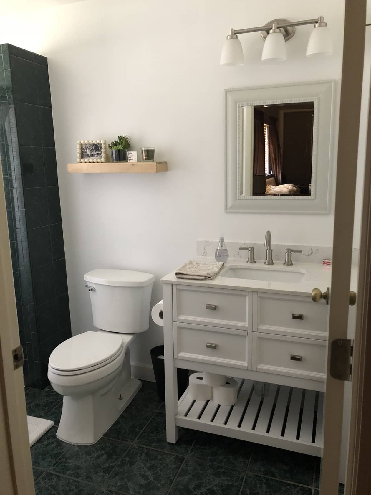 these bathroom remodels all cost under 3 000 cheap on bathroom renovation ideas diy id=40882