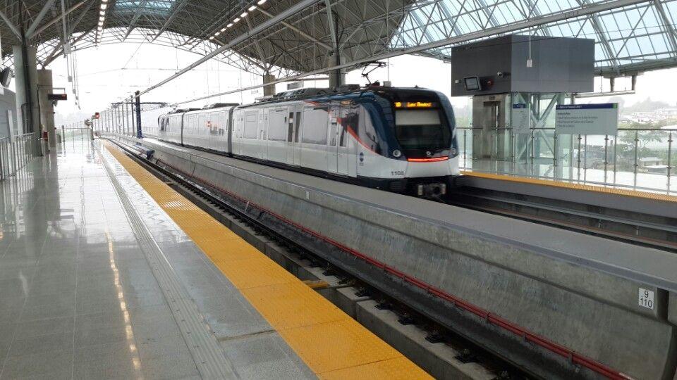 Estación Pueblo Nuevo - Metro de Panamá en Ciudad de Panamá, Panamá