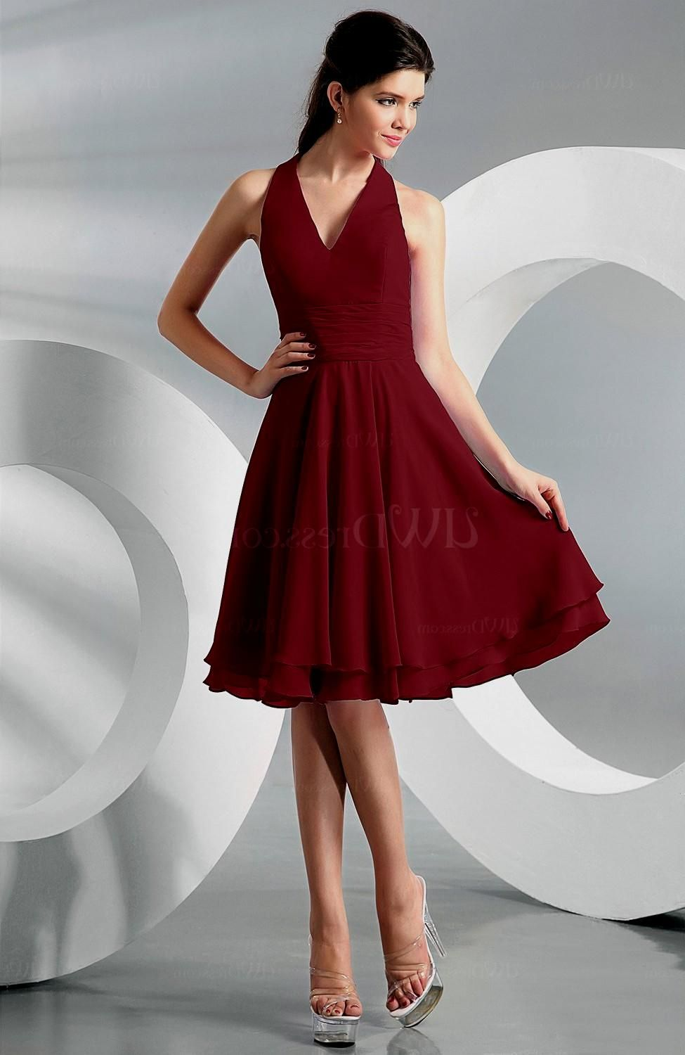 Dark red bridesmaid dresses with straps naf dresses fall wedding dark red bridesmaid dresses with straps naf dresses ombrellifo Gallery