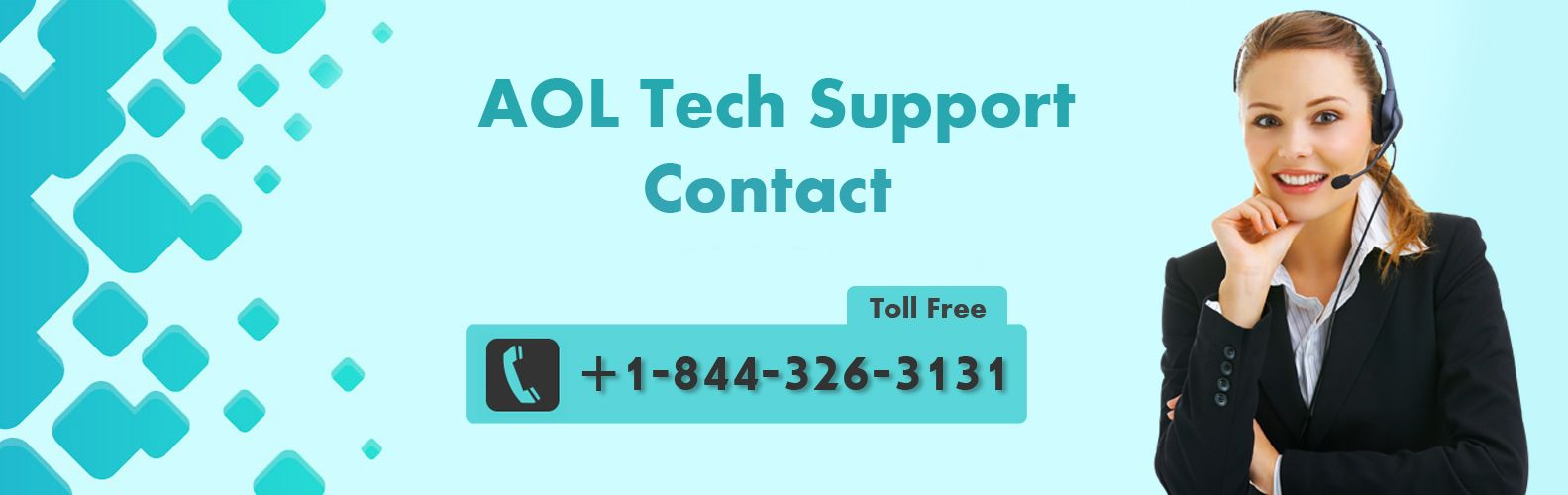 AOL customer care tollfree number 18443263131 is