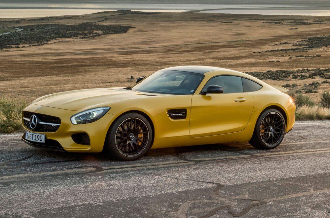 AMG GT: dit is de nieuwe Porsche concurrent van Mercedes