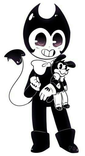Bendy And Boris With Images Bendy And The Ink Machine Ink