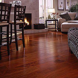 Cherry Hardwood Floors Want For My Floors Rooms Decor