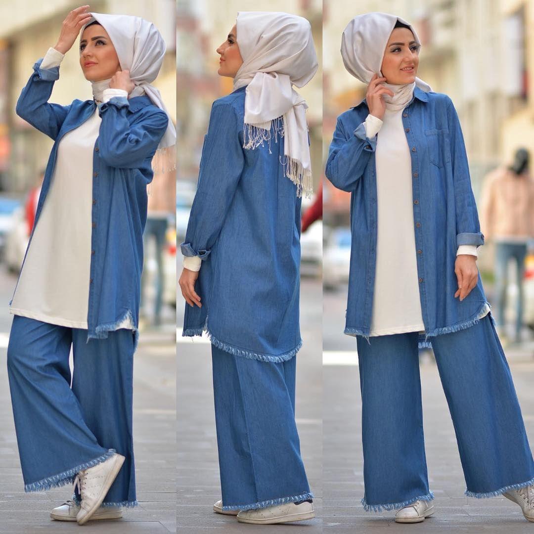 296 Begenme 7 Yorum Instagram Da Tesettur Butik Tesetturgiyimkabinim Yine Bu Yaz Sizi Kurtariyoruz Takim Basortusu Modasi Islami Moda Mutevazi Moda