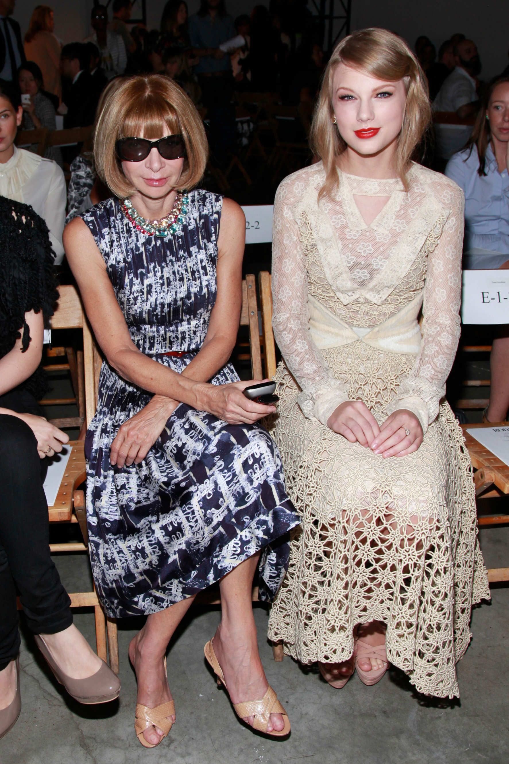 Taylor Swift and Anna Wintour 7a92702d0ce53