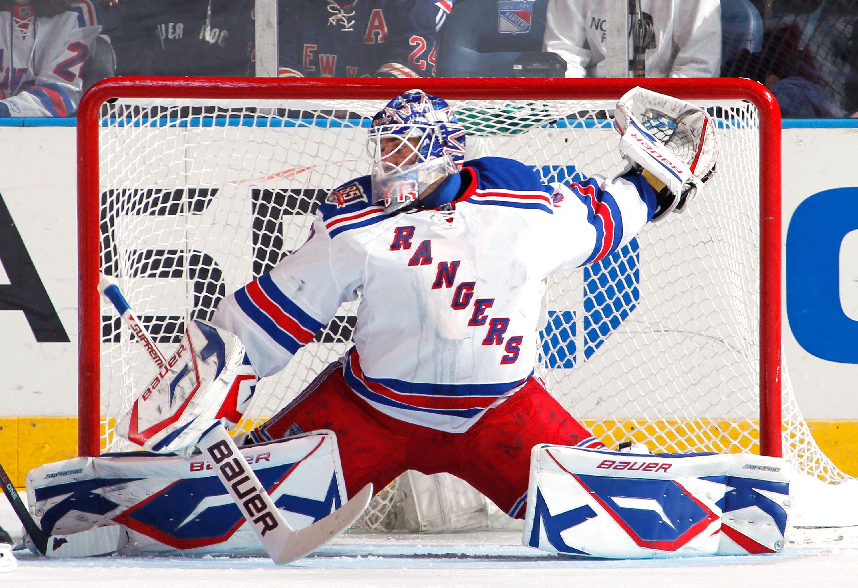 Henrik Lundqvist Sport Henrik Lundqvist Rangers Hockey New