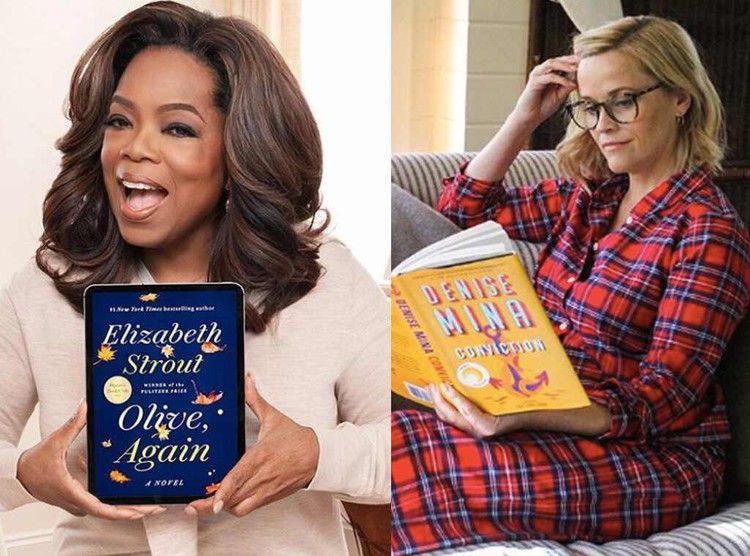 December 2019 Celebrity Book Club Picks From Oprah, Reese