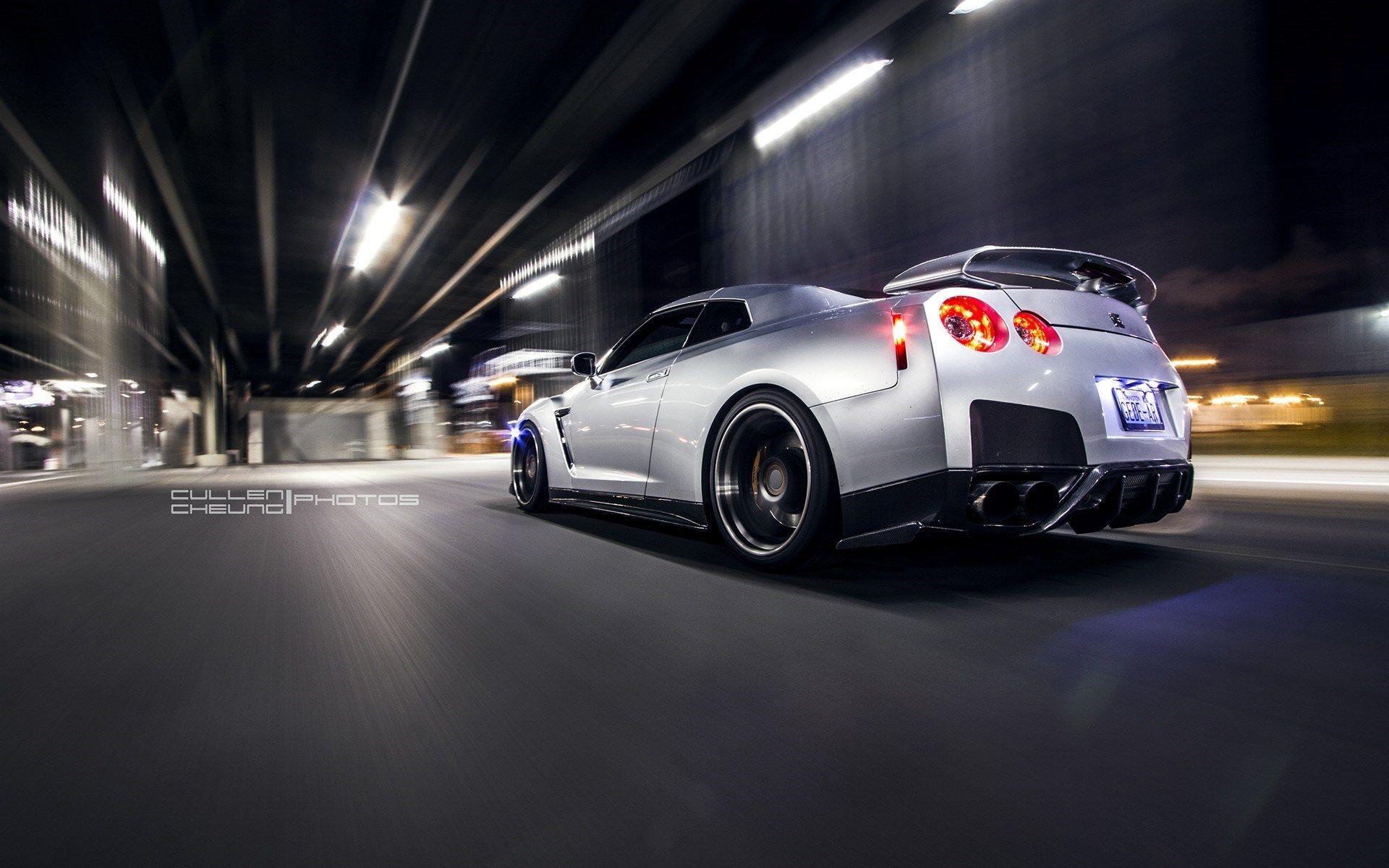 Nissan GTR HD Wallpapers Backgrounds Wallpaper Beate
