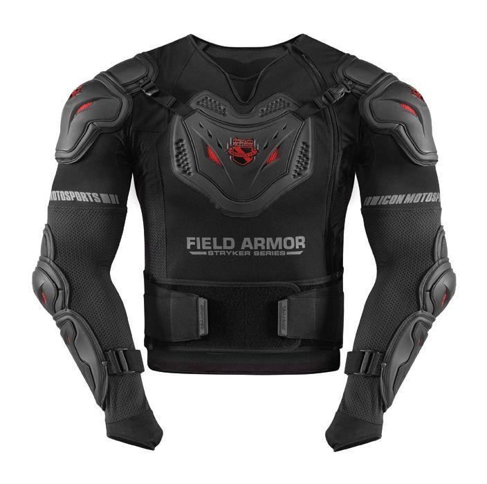 Icon Stryker Rig Chest Protector