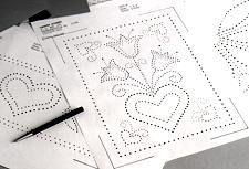Tin Punching Patterns Punched Tin Patterns Tin Can Crafts Tin Art