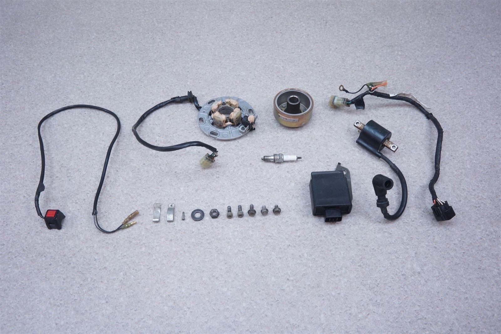 Http Motorcyclesparepartsnet 1998 98 Yamaha Yz125 Yz 125 Oem Wiring Harness