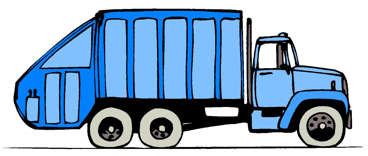 Free coloring pages garbage truck - Cartoon Garbage Truck Google Search
