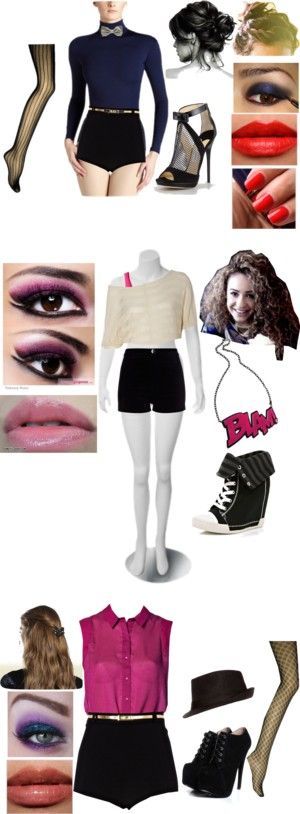 """""""Dance Party Collection"""" by one-d-thg-dancer on Polyvore"""