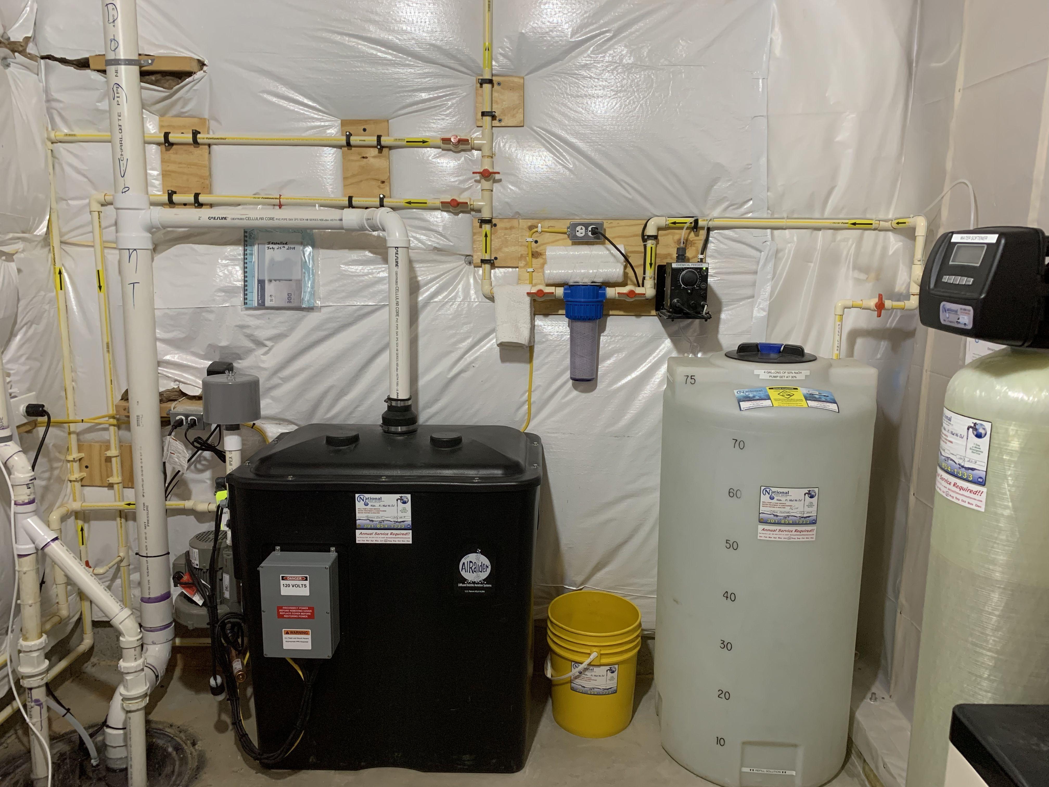 Home Water Treatment Well Pump Sump Pump