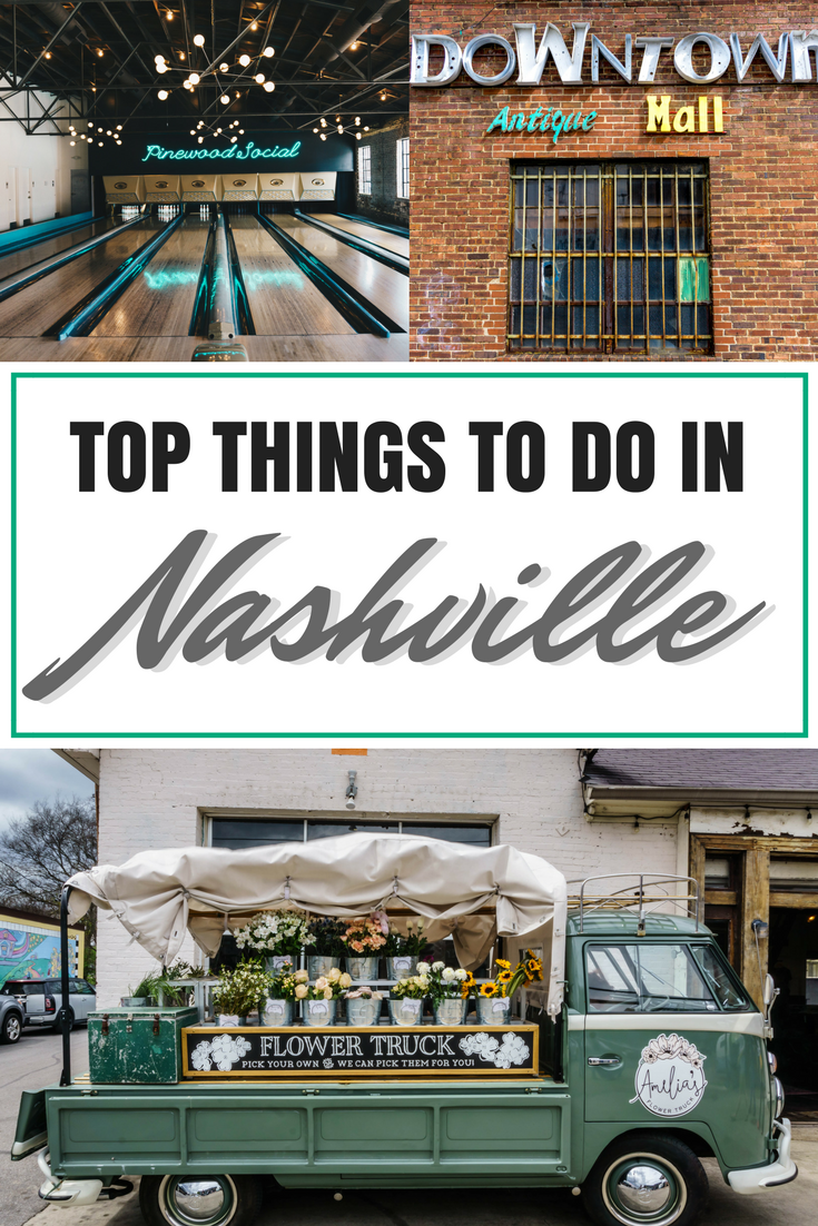 Top Downtown Nashville Attractions To Visit In Tennessee Resor Platser Bahamas