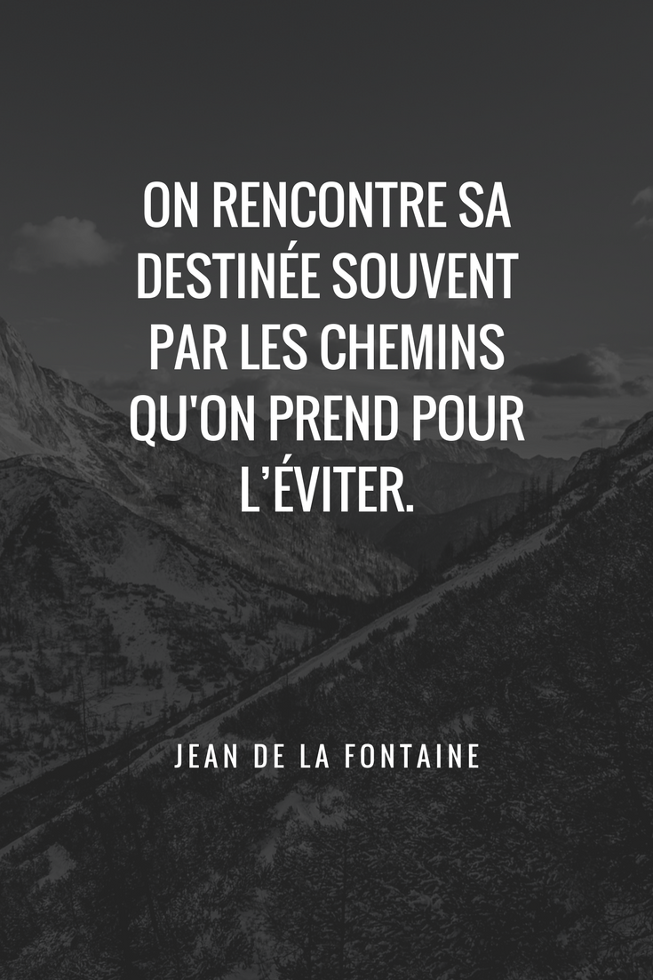 Citation De Jean De La Fontaine L Proverbes